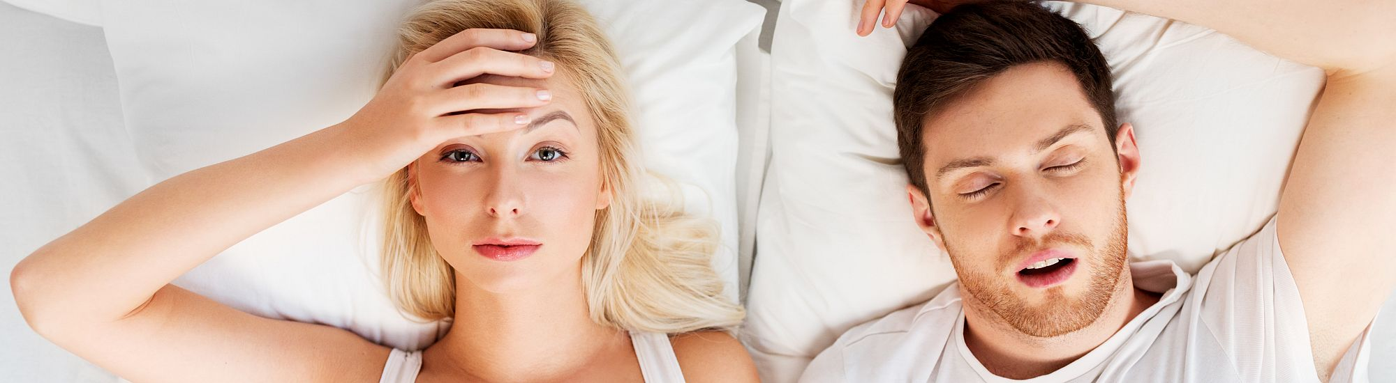 How to know if your partner has sleep apnea